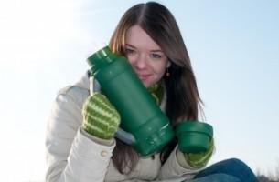 Как очистить термос или чайник