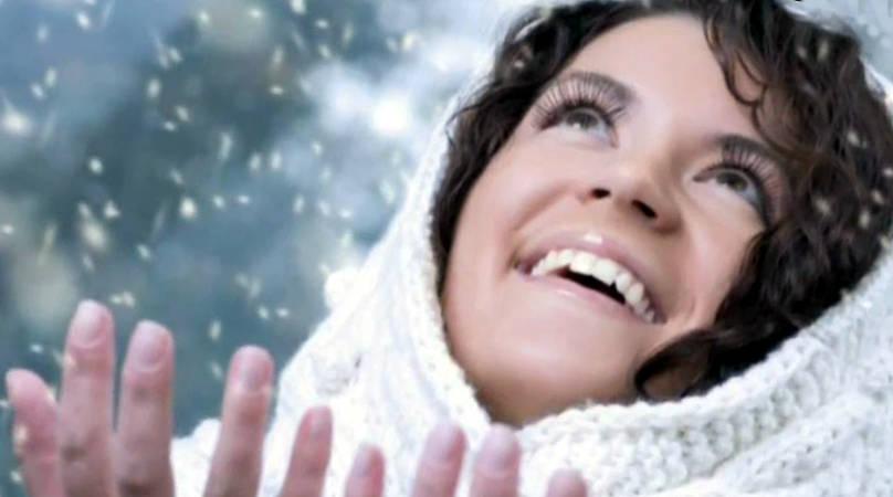 Как ухаживать за кожей лица зимой, как защитить кожу зимой