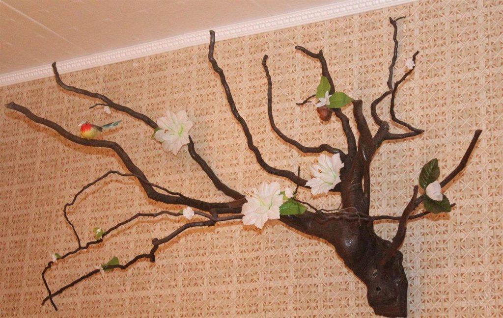 Декоративное украшение на стену