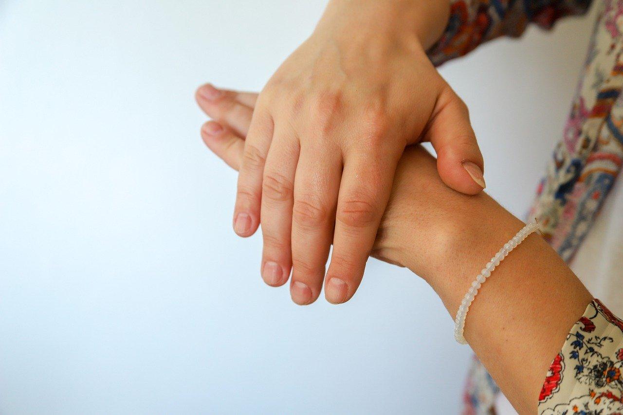 Правильный уход за кожей рук